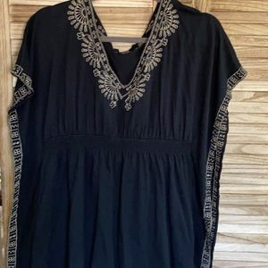 Forever 21 flowy tunic top